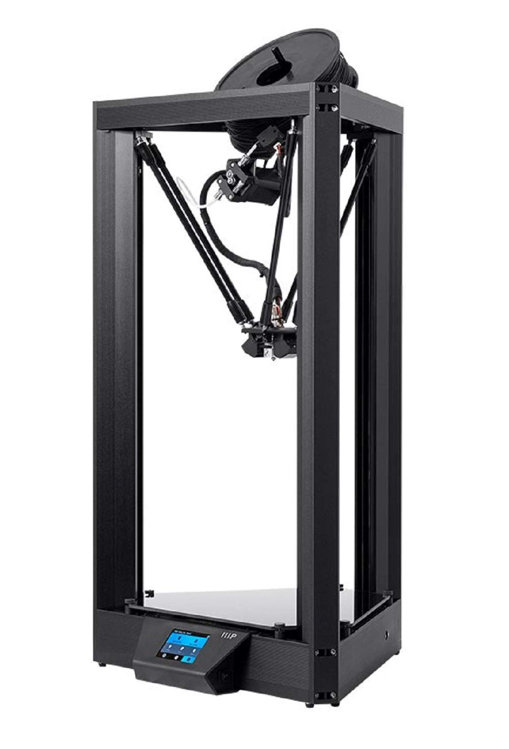This 3D printer is fully metal and has everything you need to print industrial-quality items at a discounted cost (Photo via Amazon)