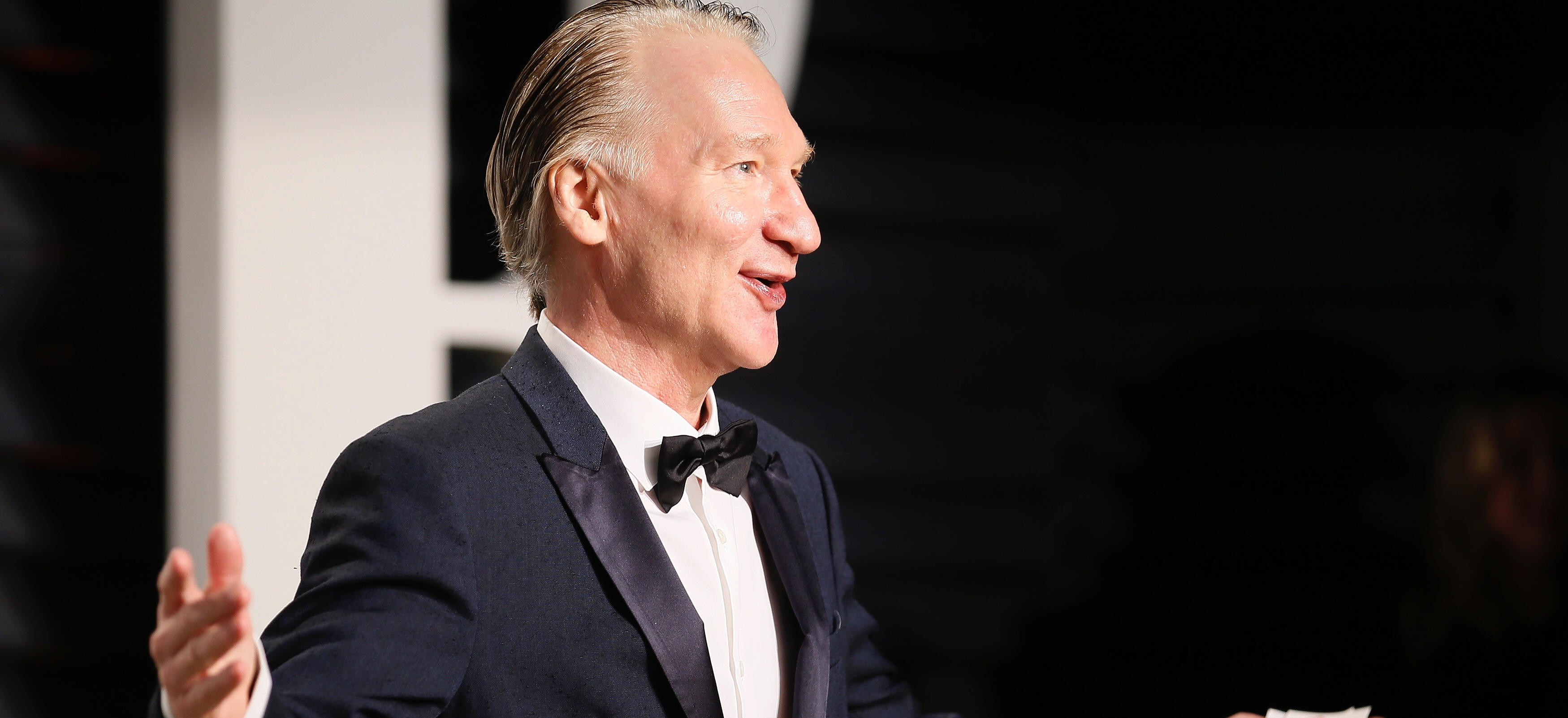 89th Academy Awards - Oscars Vanity Fair Party - Beverly Hills, California, U.S. - 26/02/17 ñ Comedian Bill Maher. REUTERS/Danny Moloshok
