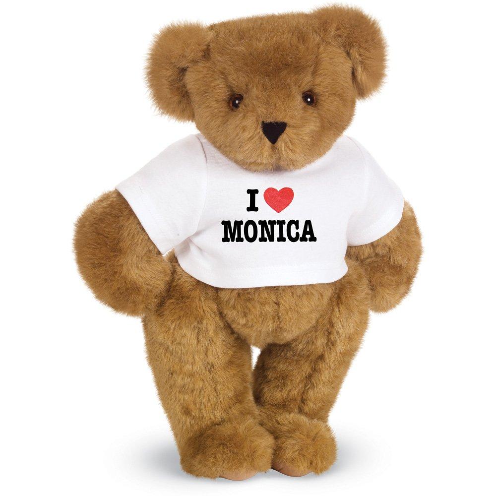 Get this cute customized teddy bear for under $50 (Photo via Amazon)
