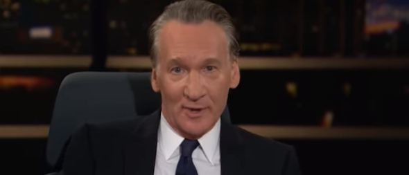 Bill Maher Defends Omar Tweets: 'I Don't Know Why This Has To Be Seen As Anti-Semitic'