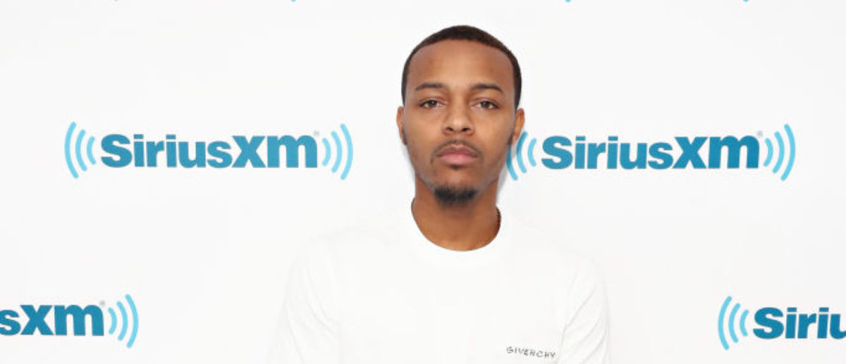 NEW YORK, NY - JUNE 15: Bow Wow takes part in SiriusXM's Town Hall with Jermaine Dupri at SiriusXM Studios on June 15, 2018 in New York City. (Photo by Cindy Ord/Getty Images for SiriusXM)