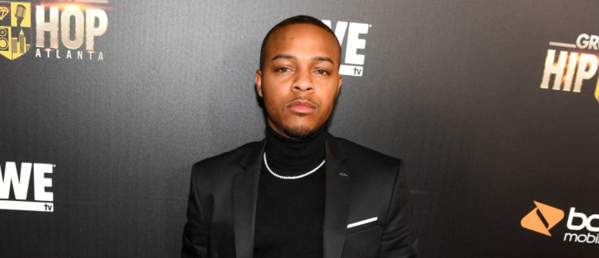 "ATLANTA, GA - JANUARY 09: Shad Moss aka Bow Wow attends ""Growing Up Hip Hop Atlanta"" season 2 premiere party at Woodruff Arts Center on January 9, 2018 in Atlanta, Georgia. (Photo by Paras Griffin/Getty Images for WEtv)"