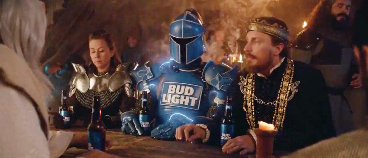 Bud Light (Credit: Screenshot/Twitter Video Bud Light)