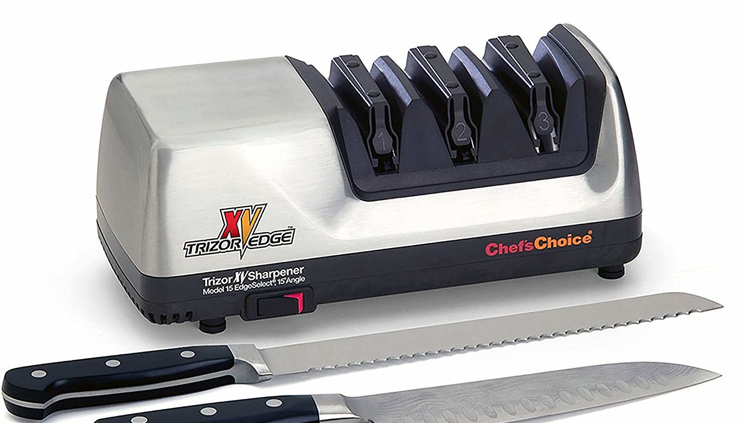 Get This Electric Knife Sharpener Half Off