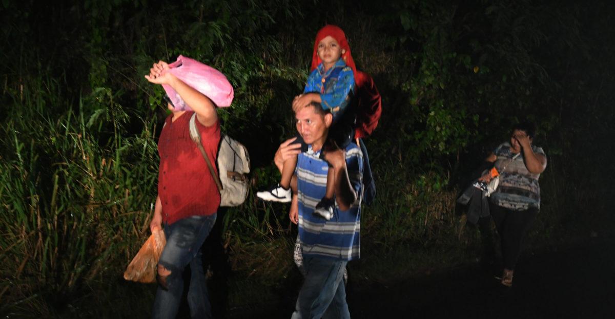 HONDURAS-US-MIGRATION-SECOND-CARAVAN-PREPARATIONS