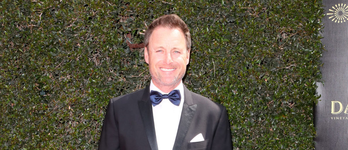 Chris Harrison attends the 45th annual Daytime Emmy Awards at Pasadena Civic Auditorium on April 29, 2018 in Pasadena, California. (Photo by David Livingston/Getty Images)