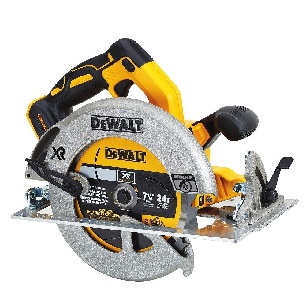 Normally $180, save $50 on this DEWALT Cordless Circular Saw with Brake
