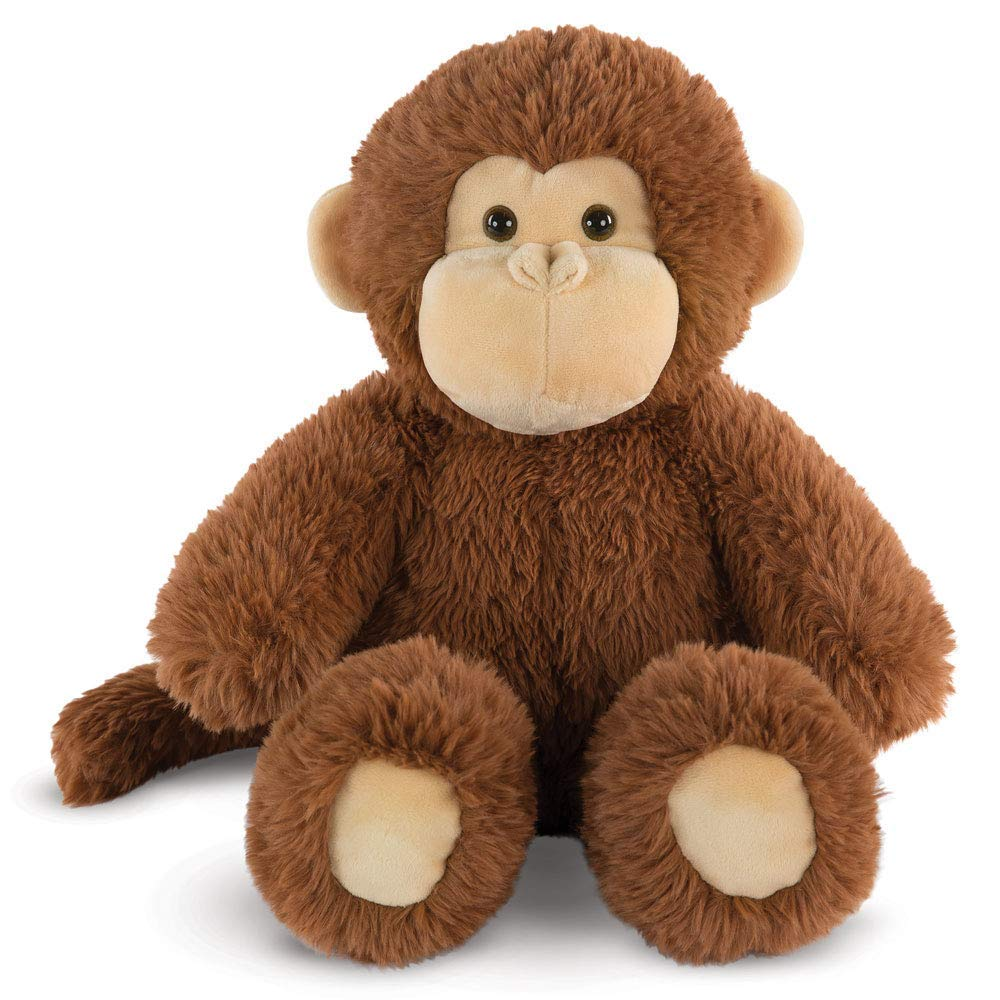 Cuddly monkey and other animals now on sale (Photo via Amazon)