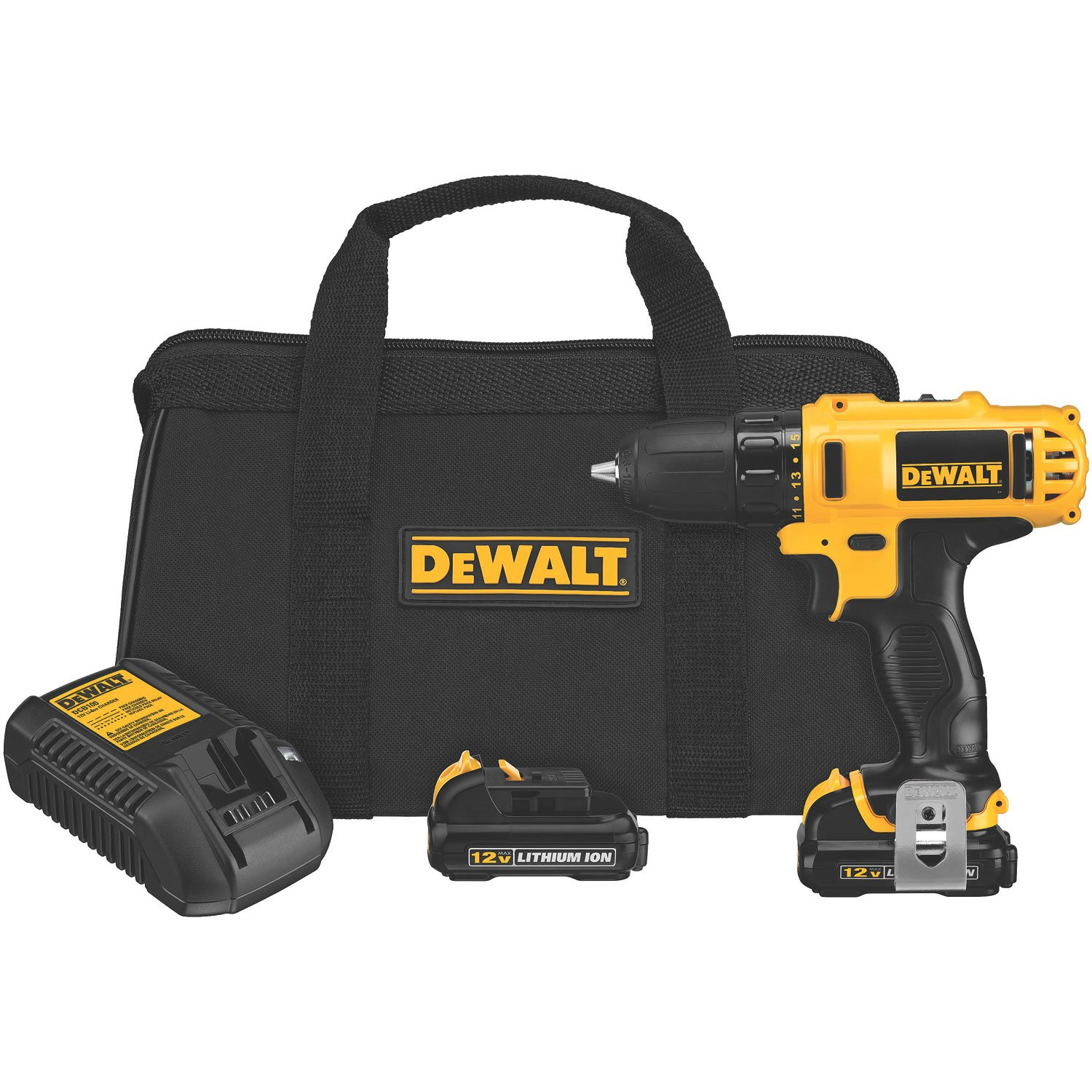 DEWALT Drill Driver Kit $60 off (Photo via Amazon)