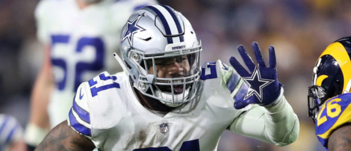 Ian Rapoport Discusses Ezekiel Elliott's Contract Situation With The Cowboys