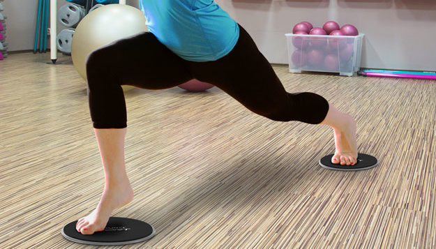 Use These $12 Discs To Improve Flexibility In Just 10 minutes Per Day