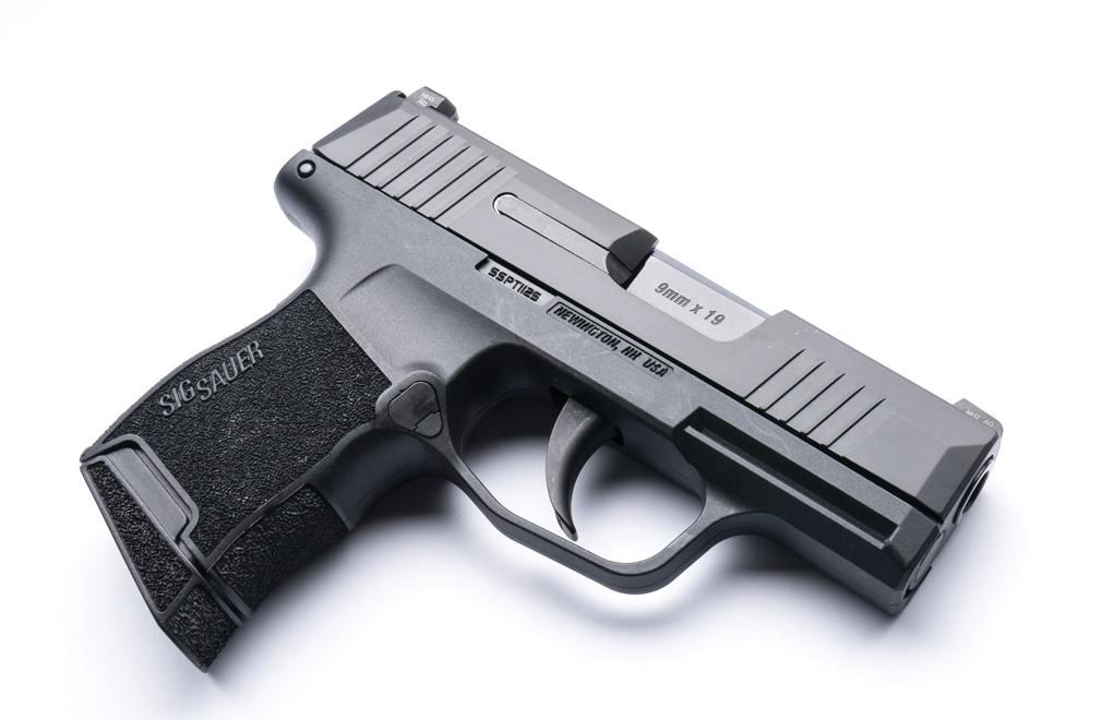 Gun Test: SIG P365 | The Daily Caller
