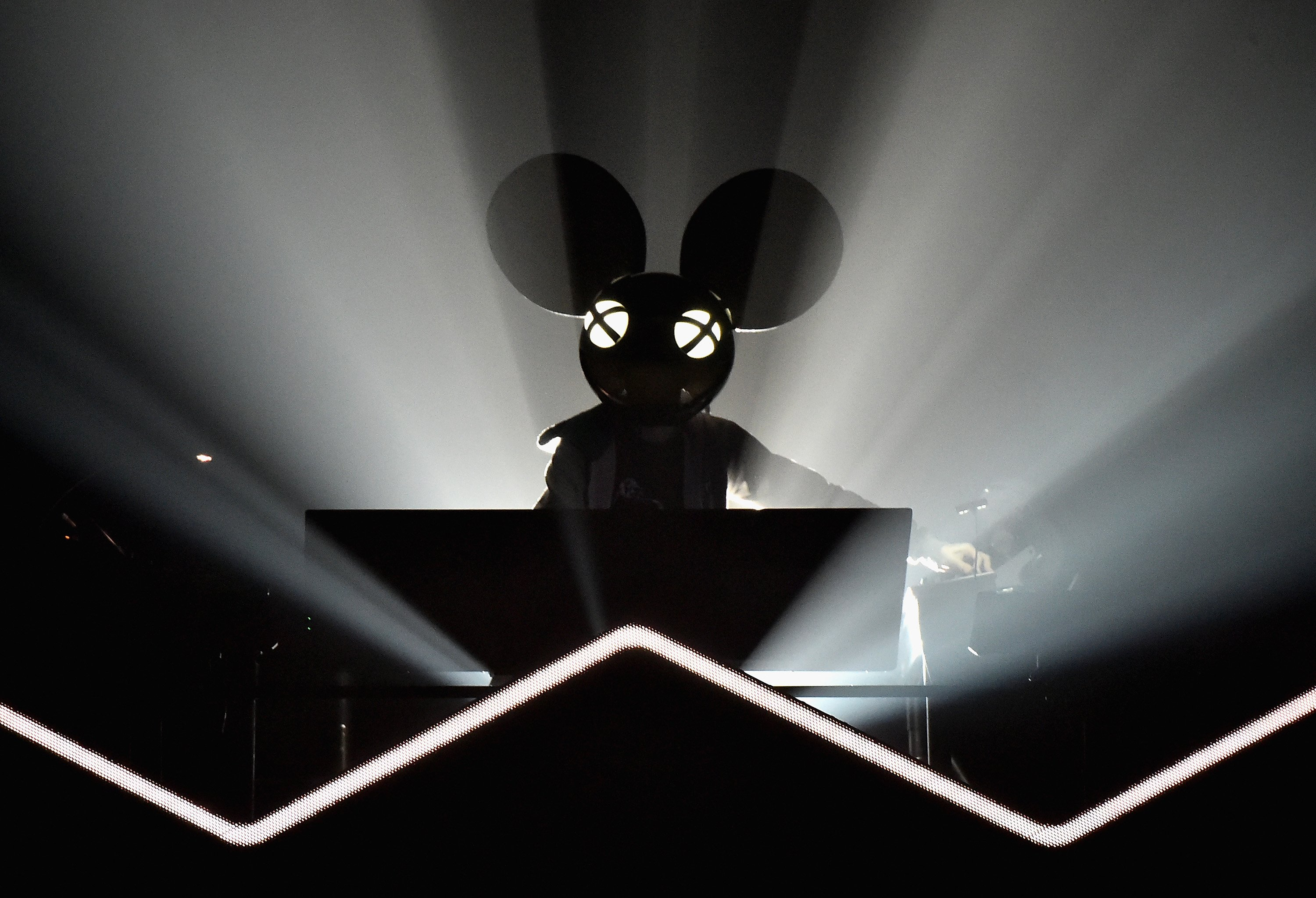 A Day With Deadmau5 on March 31, 2017 in New York City. (Photo by Theo Wargo/Getty Images)