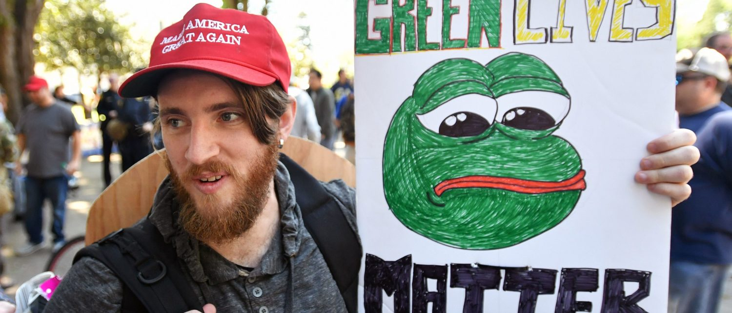 Students Call Police On Pepe The Frog