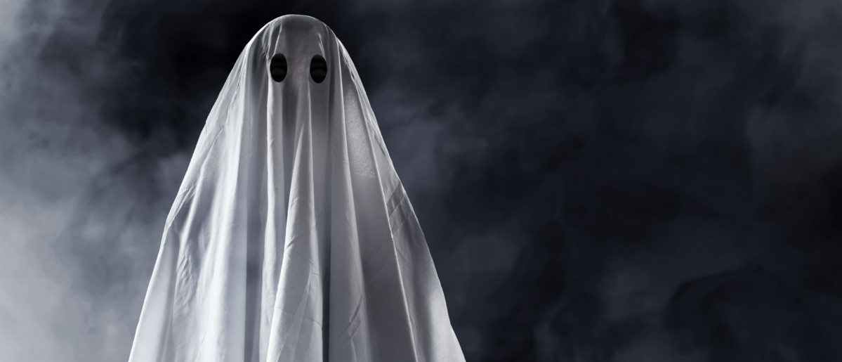 A college student thought there was a ghost in her apartment. SHUTTERSTOCK/FOTOKITA