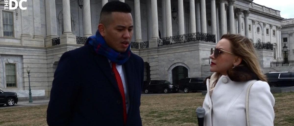 DACA Recipient Slams Democrats, Says They Threw 'Dreamers' Under The Bus