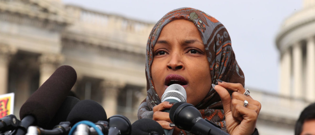 Ilhan Omar Promotes Al Jazeera+ One Day After Its Holocaust Denial Video