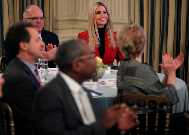 IVANKA TO CORTEZ: The American People Don't Want 'Guaranteed Minimums'