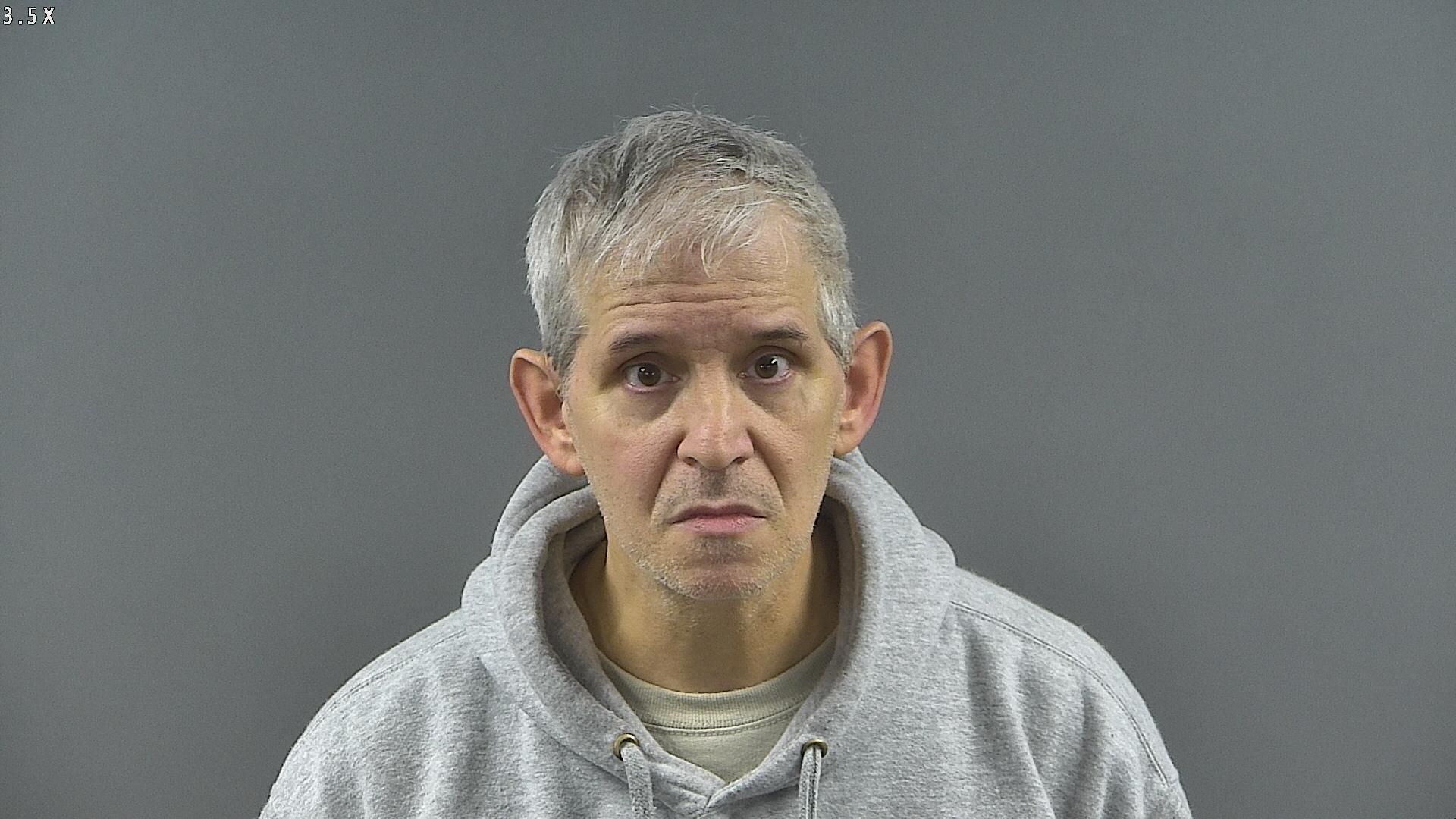 James Phillips mugshot (Warren County Regional Jail)