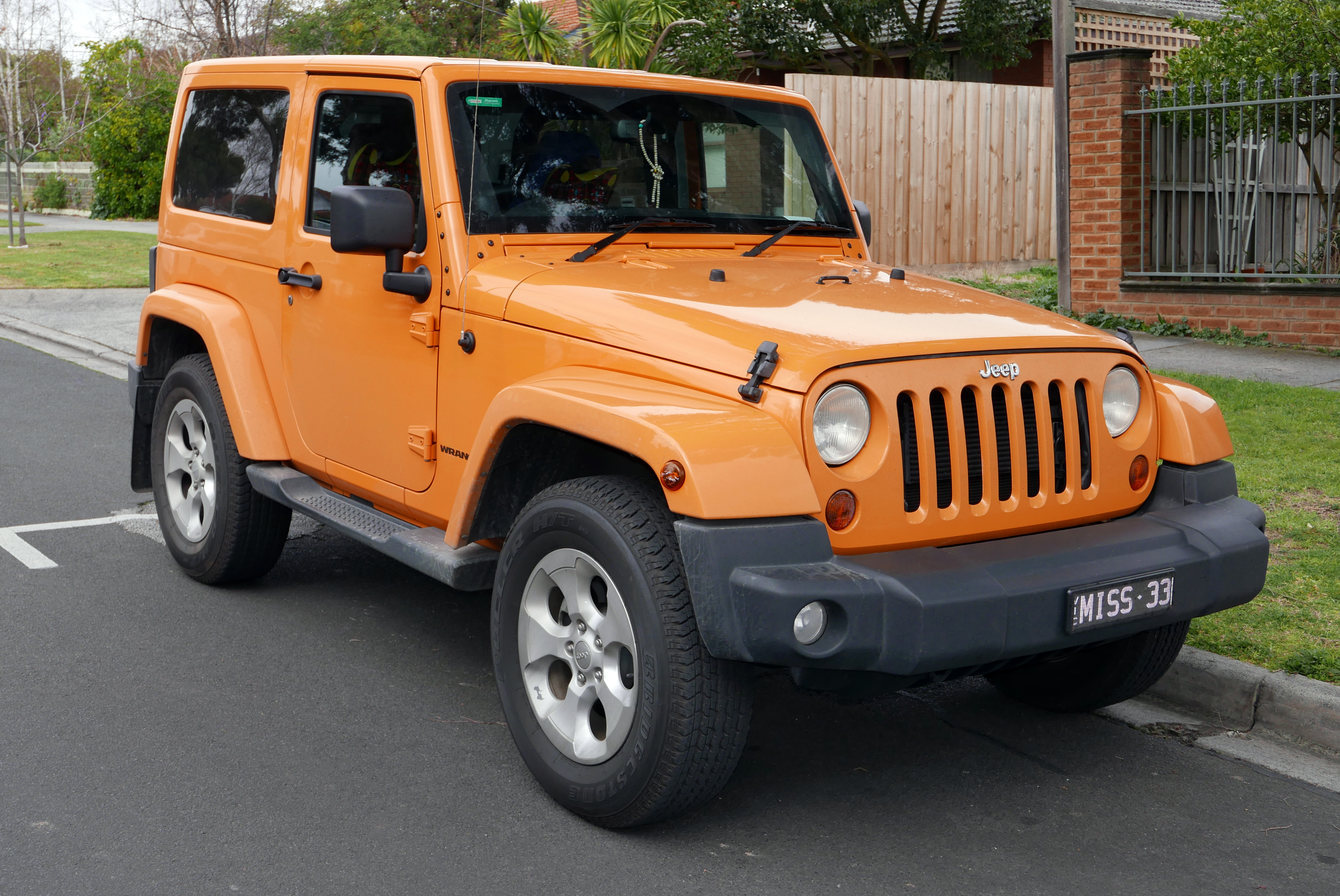 Rent a Jeep Wrangler or similar model for $60 a day (Photo via Google)