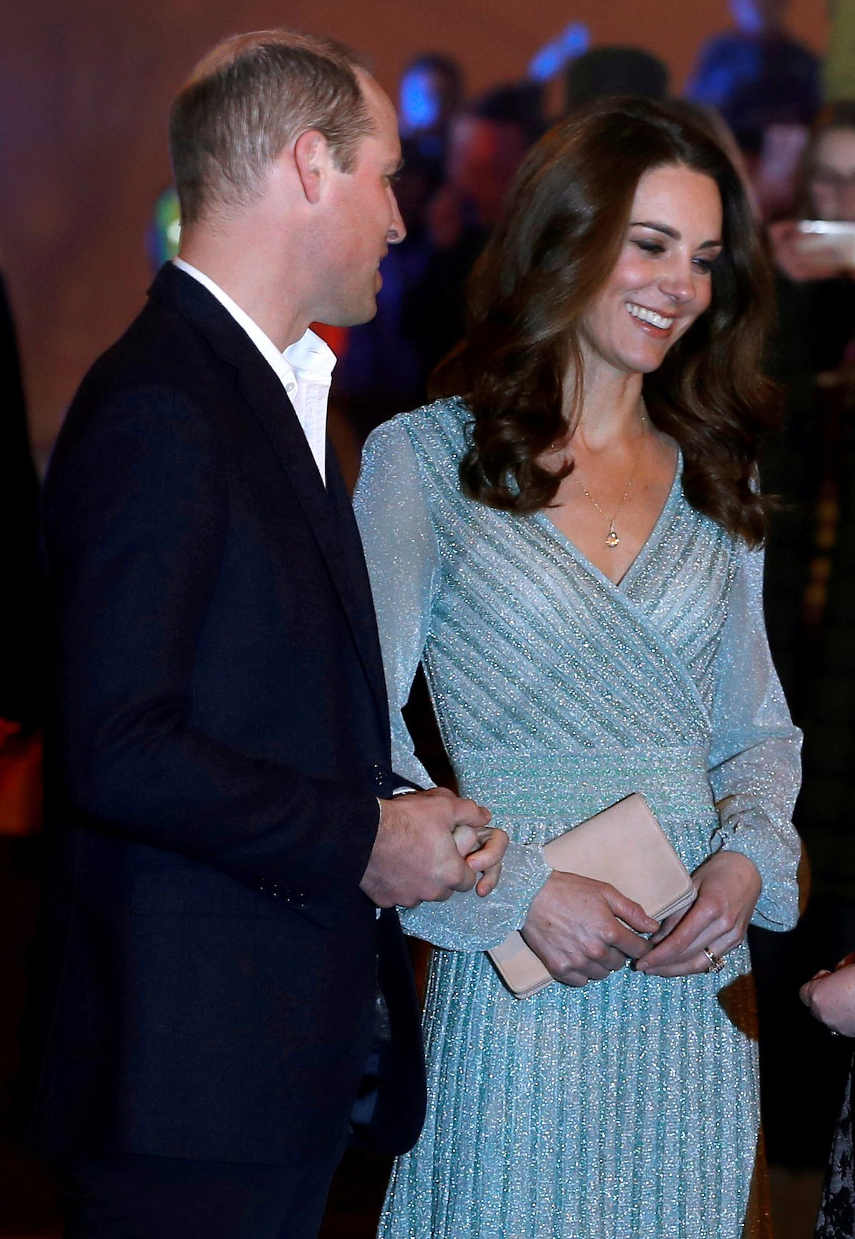 Britain's Prince William and Catherine Duchess of Cambridge visit to celebrate inspirational young people from Northern Ireland at the Empire Hall in Belfast, Northern Ireland February 27, 2019. REUTERS/Phil Noble