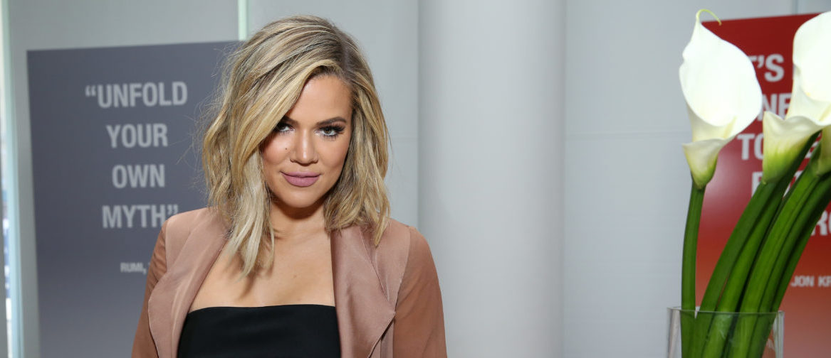 Khloe Kardashian attends Allergan KYBELLA event at IAC Building on March 3, 2016 in New York City. (Photo by Cindy Ord/Getty Images for Allergan)