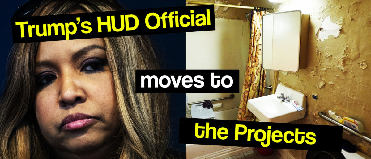 Lynne Patton, (HUD) Executive - Photo by Daily Caller