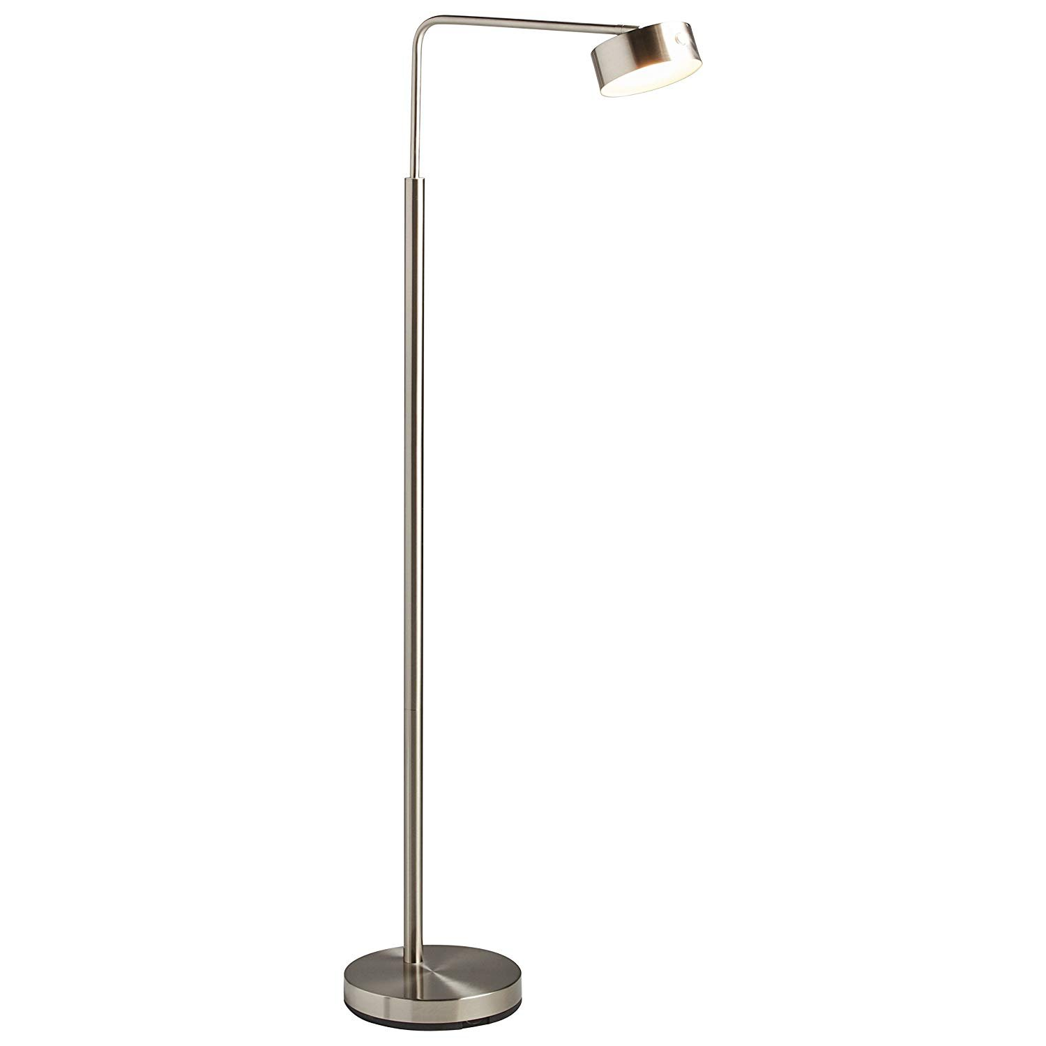 Save 15 percent on this minimalist modern-design style lamp (Photo via Amazon)