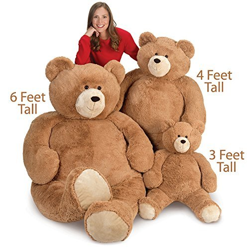 Life-sized teddy bears now on sale (Photo via Amazon)
