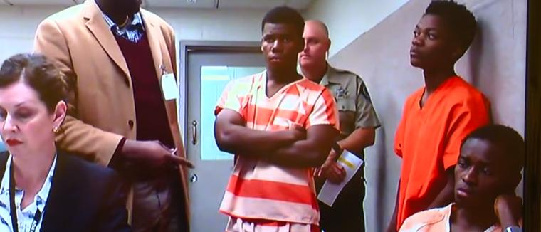 Tanzanian Refugees Charged In Idaho Gang Rape