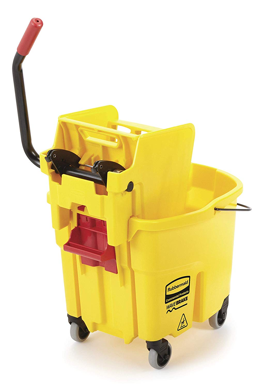This Mop Bucket Wringer Combo Will Get The Job Done The