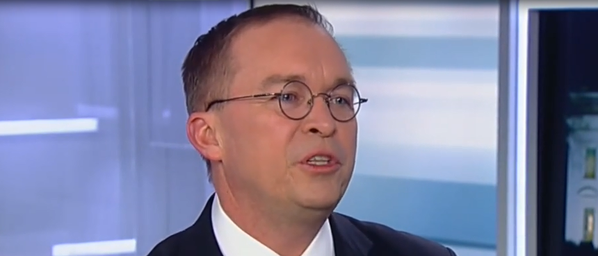 Mulvaney outlines plan to get wall built (Fox News screengrab)