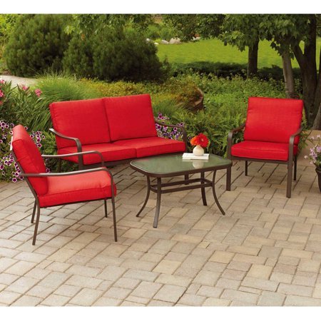 Walmart currently has dozens of patio sets, furniture, and accessories on clearance (Photo via Amazon)