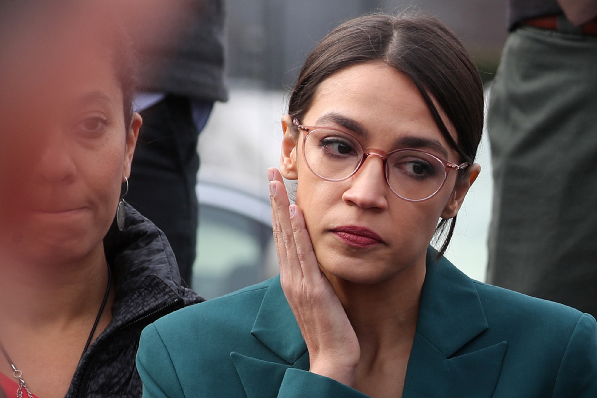 Rep. Alexandria Ocasio-Cortez: 'Is it OK to still have children?'