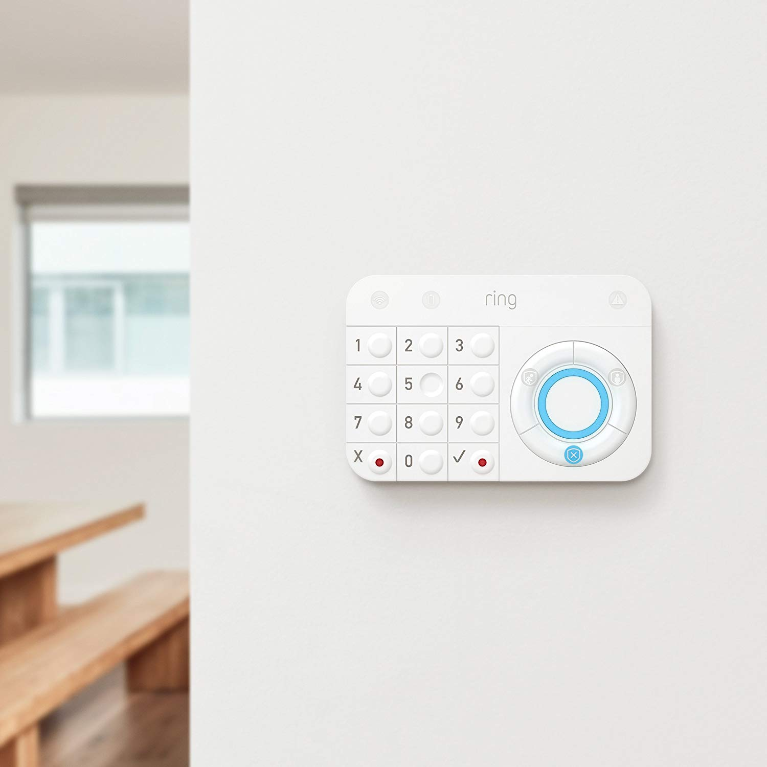 Take almost $100 off this Amazon alarm system (Photo via Amazon)