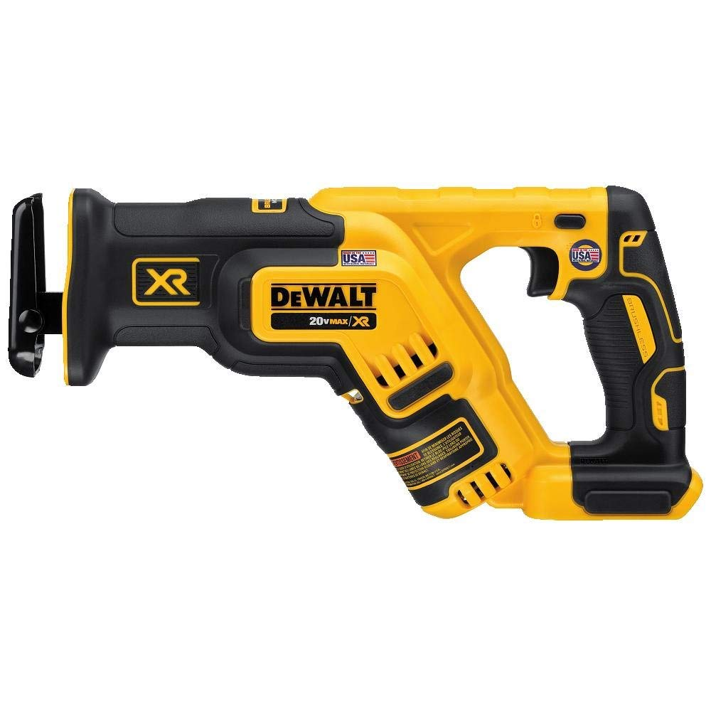 DEWALT Compact Reciprocating Saw on sale for 30 percent off (Photo via Amazon)