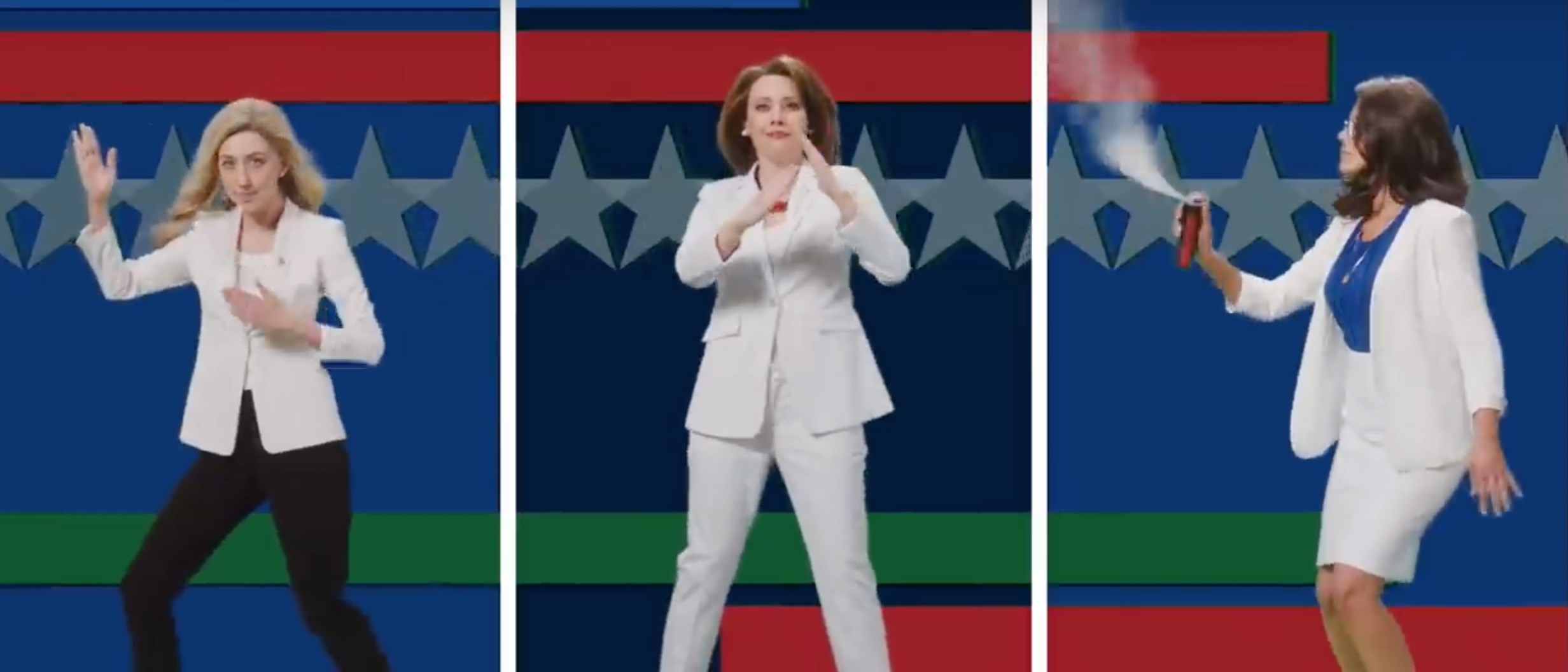 'SNL' Sketch Features The 'Women Of Congress,' Leaves Out Every Single Republican
