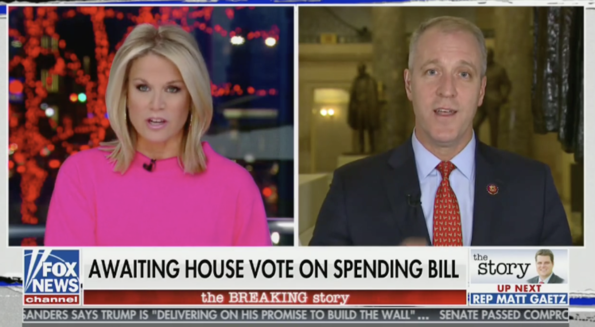 MacCallum Fires Back Against Dem's Claim That Fox News Doesn't Care About Dreamers