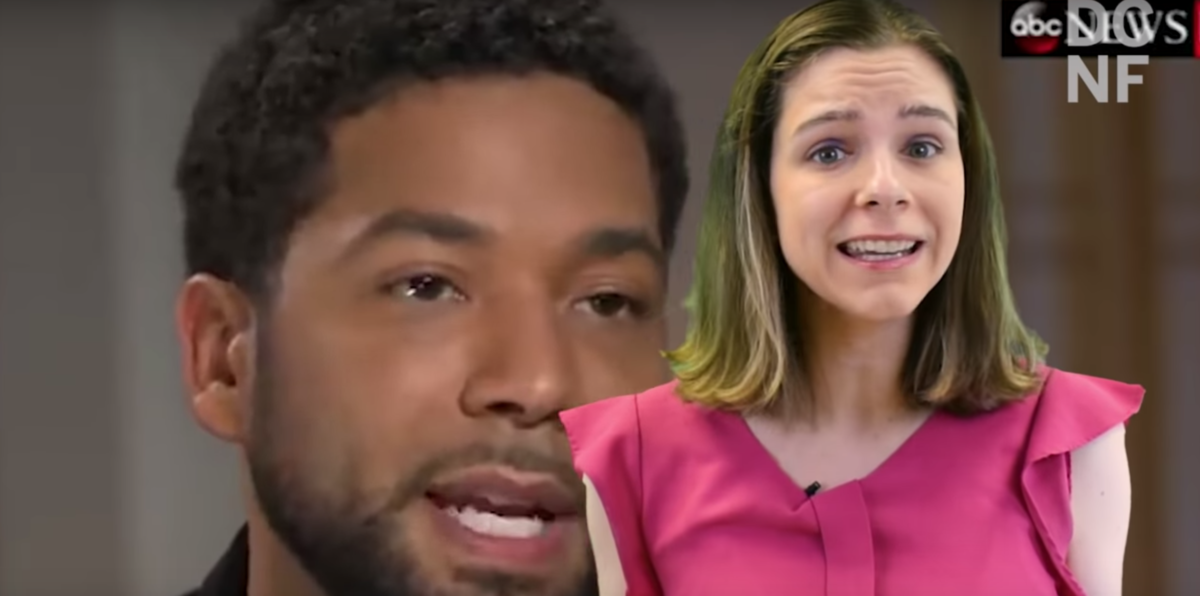 The Libertarian View: Smollett's Alleged Lie Is A 'Disservice' To Hate Crime Victims