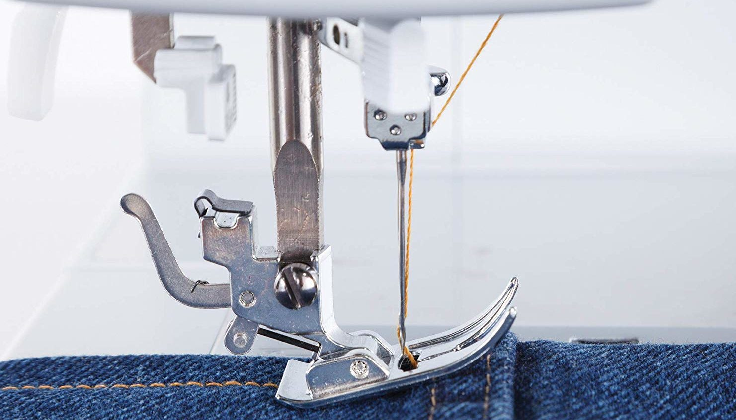 The #1 Best Selling Sewing Machine On Amazon Is Now On Sale For Over $60 Off
