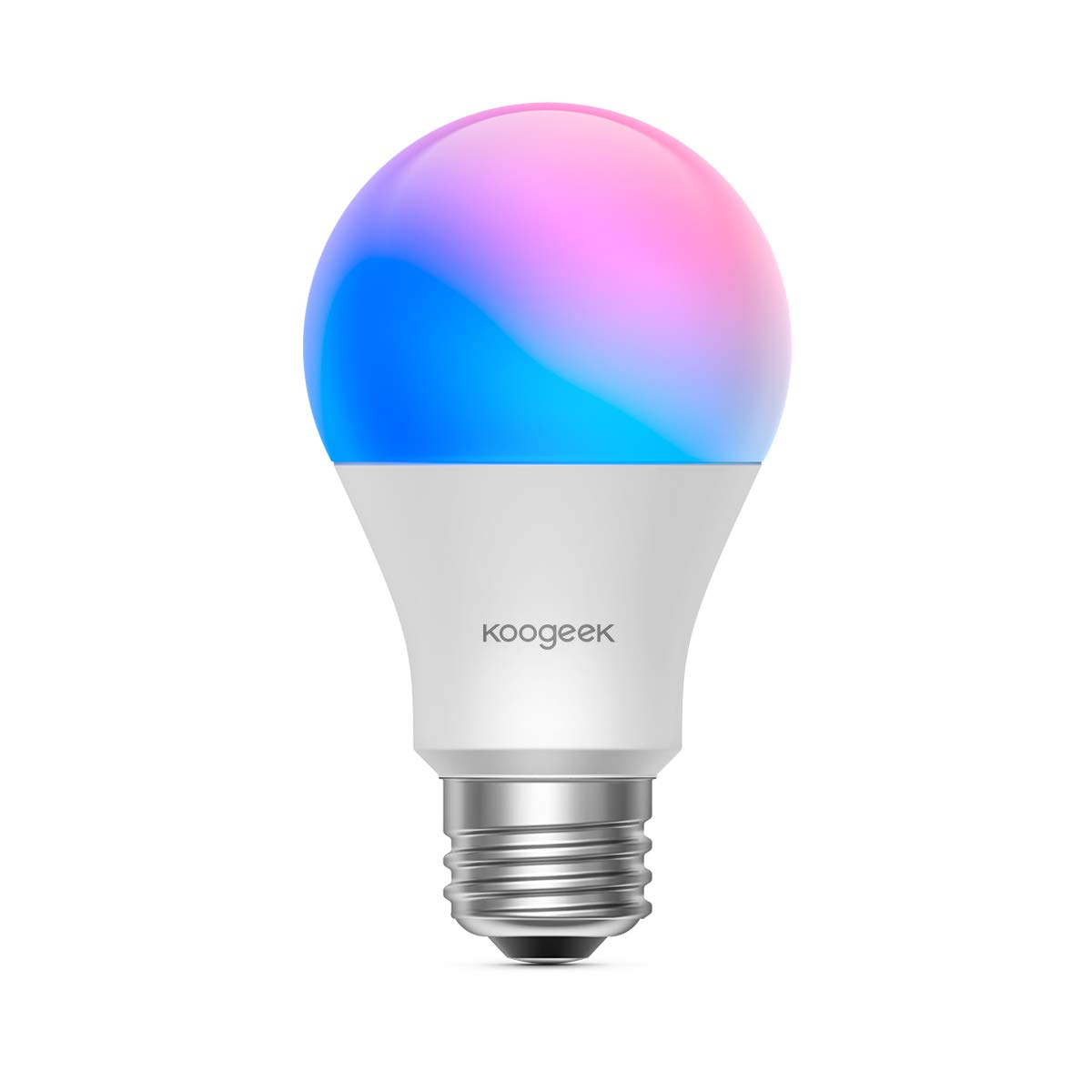 This Wi-Fi Smart light bulb does not require a hub, and it offers millions of color shades and combinations for under $20 (Photo via Amazon)