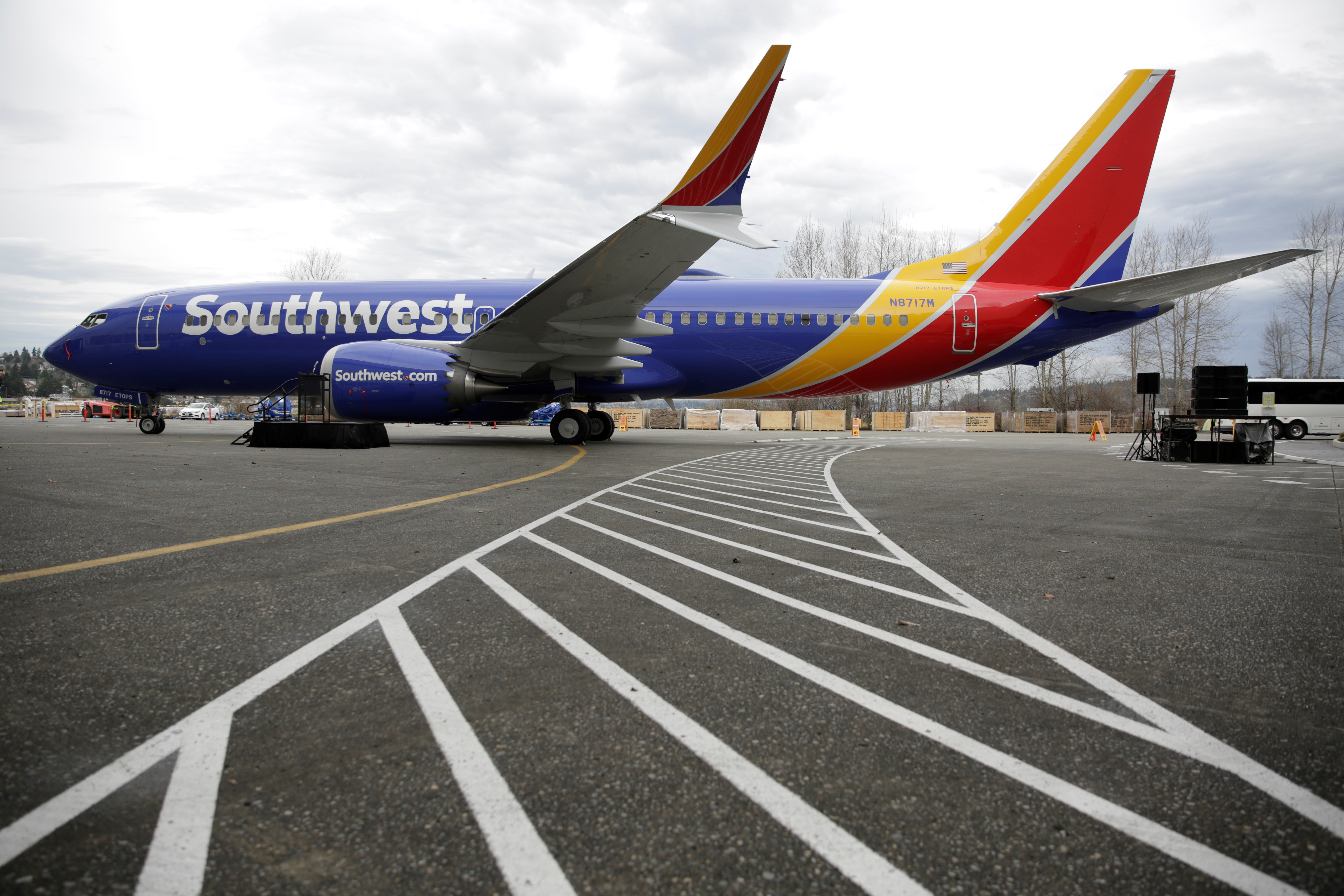 Southwest Airlines issues nationwide ground stop following technical issue with computer systems
