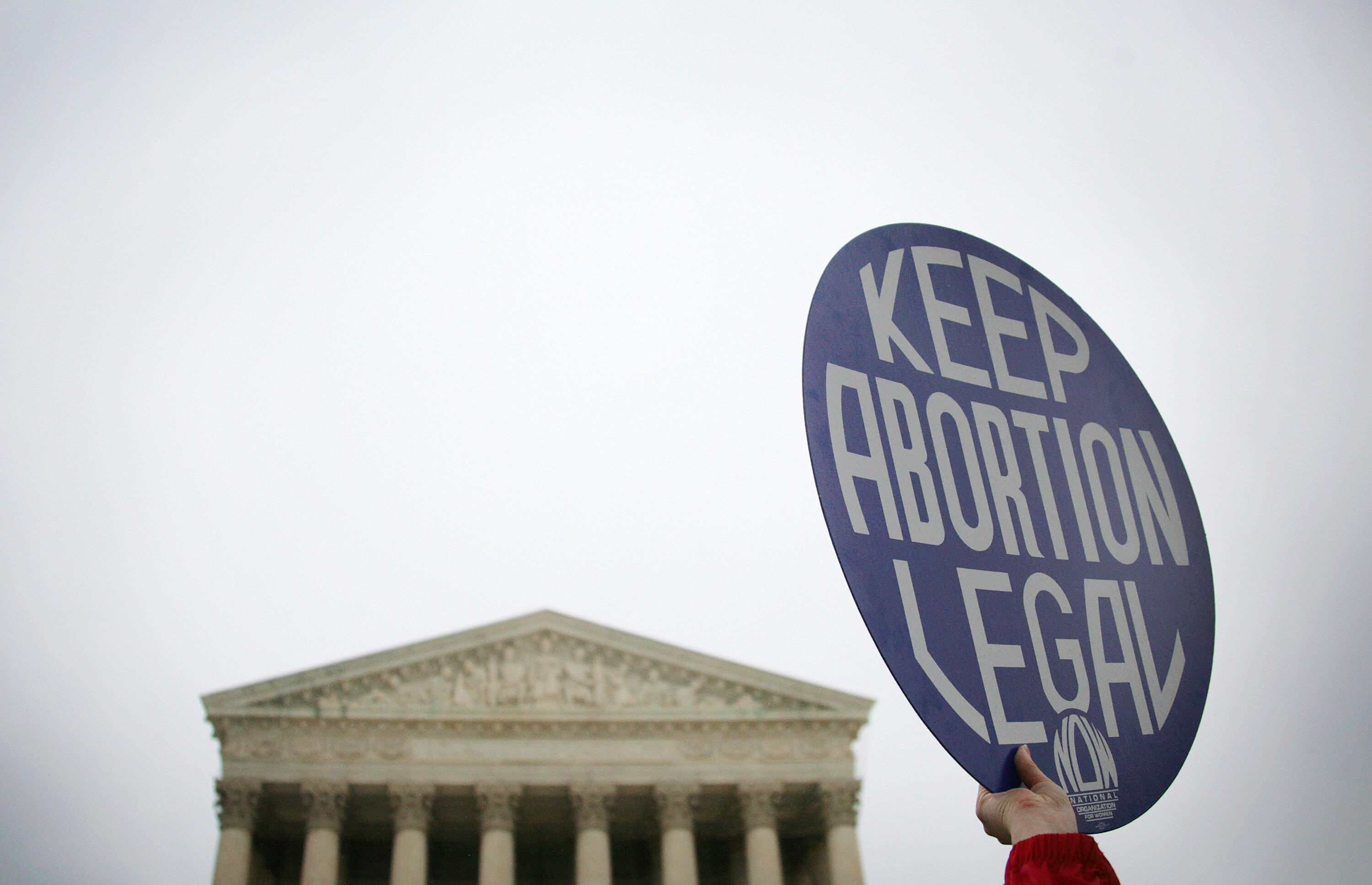 USA top court faces test case on abortion rights