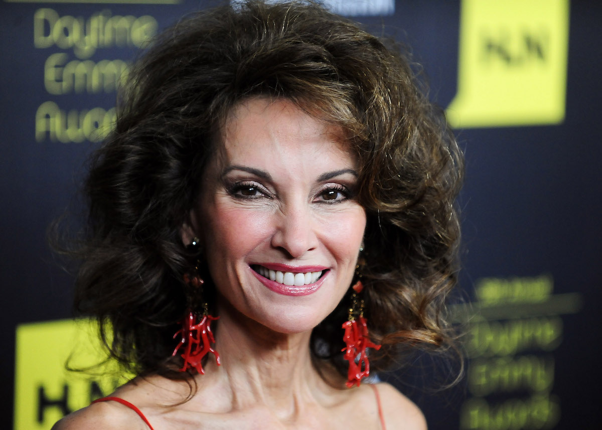 Actress Susan Lucci arrives at the 39th Daytime Emmy Awards in Beverly Hills, California June 23, 2012. REUTERS/Gus Ruelas