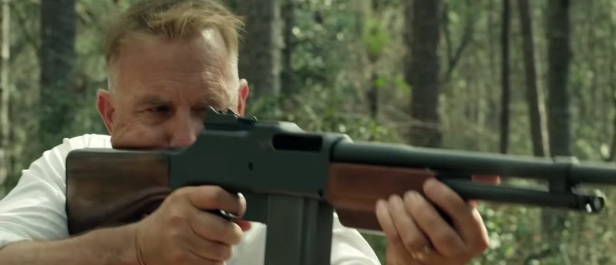 Watch Kevin Costner And Woody Harrelson In The Trailer For The Bonnie & Clyde Film 'The Highwaymen'