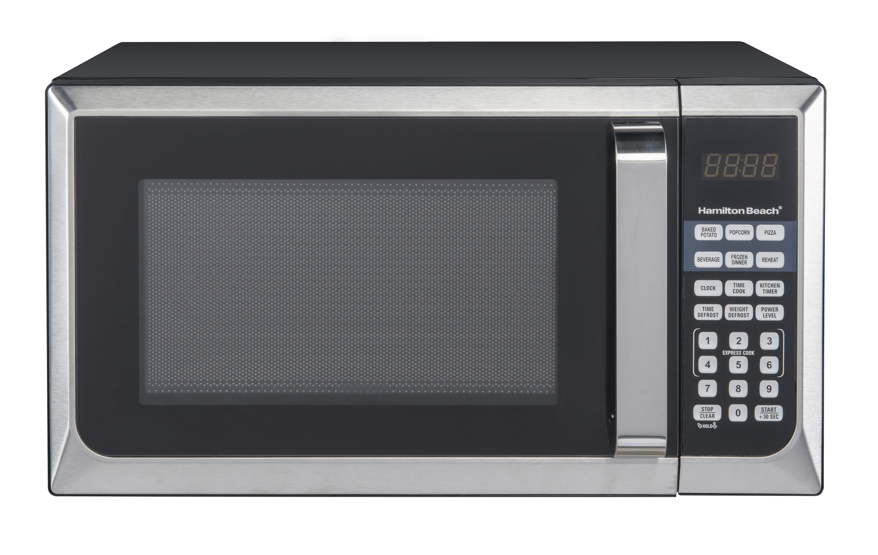 Hamilton Beach Microwave on sale for $55 (Photo via Walmart)