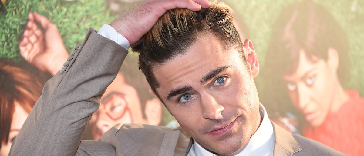 Zac Efron Has A New Project Coming Out, And It's Extremely Bizarre