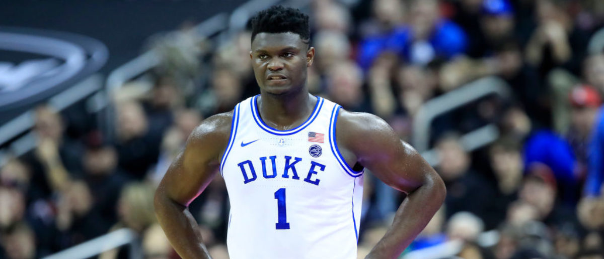 Here's How Nike Got Zion Williamson's New Shoes