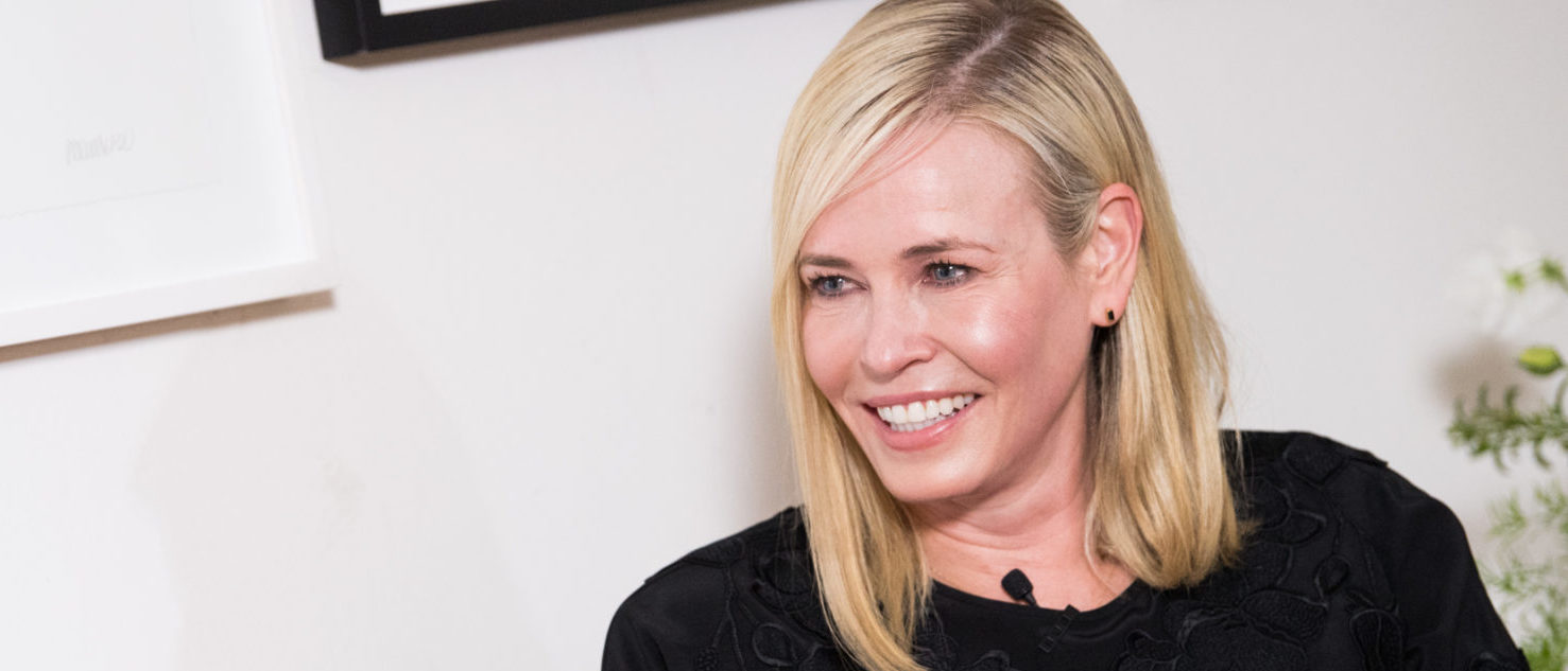 Chelsea Handler Rings In Presidents Day — By Thanking Trump?