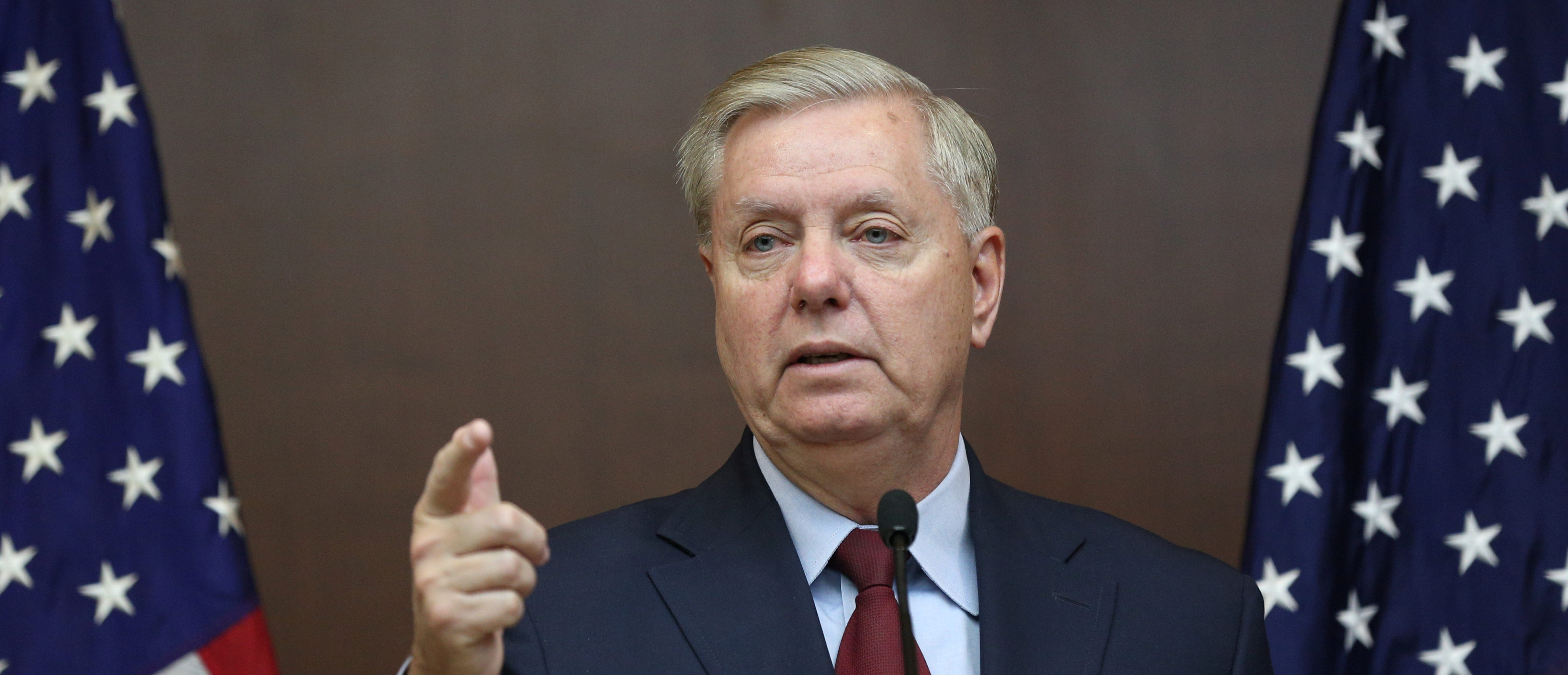 DC Paper Pairs Photo Of Sen. Lindsey Graham With Headline Touting Most Eligible LGBT Singles